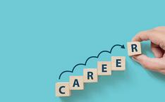 Karriereleiter Bewerbung schreiben