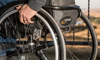 Rollstuhl Bewerbung schreiben