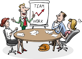 Meeting Bewerbung schreiben
