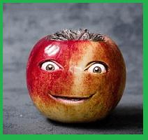 Apfel Mogeln