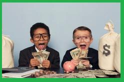 Geld Vorstellungsgespräch