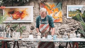 Maler Bewerbungsgespräch
