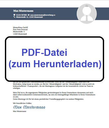 PDF-Datei 4 Bewerbung schreiben
