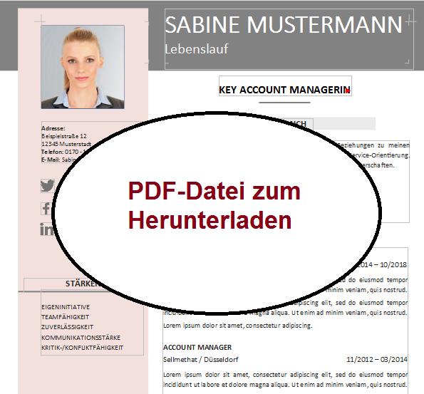 PDF Datei 3 Bewerbung schreiben