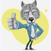 Wolf Vorstellungsgespräch