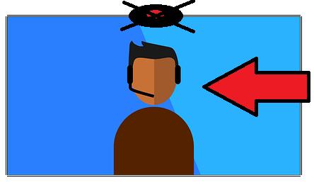 Kamera Augen